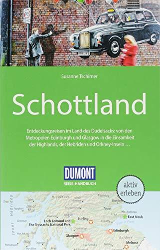 DuMont Reise-Handbuch Reiseführer Schottland: mit Extra-Reisekarte
