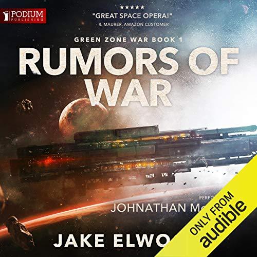 Page de couverture de Rumors of War