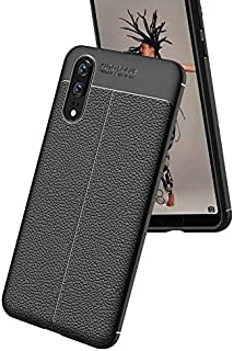 Huawei Mate 20 Back Case Auto Focus TPU - Black