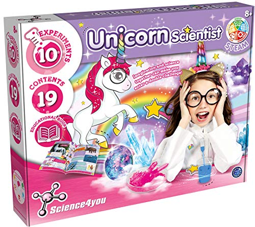 Science 4 You Científico Unicornio