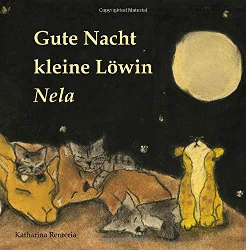 Gute Nacht kleine Löwin Nela