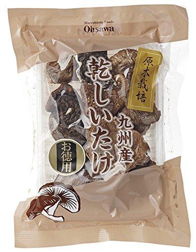 オーサワジャパン 国内産乾しいたけ(香信)お徳用 ×6セット