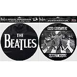 Beatles,the: Abbey Road Crossing-Slipmat (Vinyl)