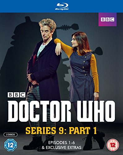 Doctor Who - Series 9, Part 1 [Blu-ray]