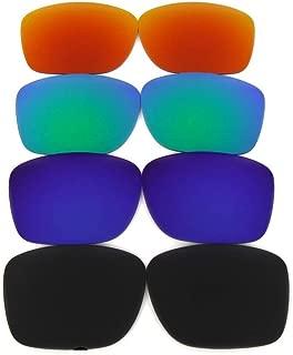 Galaxy lenses For Oakley Holbrook Metal OO4123 (Not Regular Holbrook) Polarized Black/Blue/Green/Red