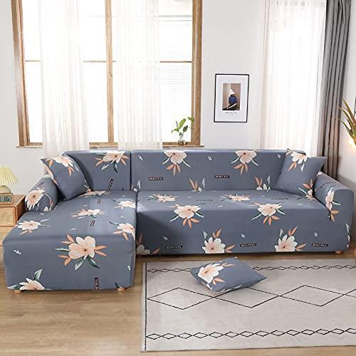 Elegant stretch sofföverdrag fåtölj överdrag för vardagsrum 1/2/3/4 säte elastiskt sofföverdrag heminredning A26 3-sits