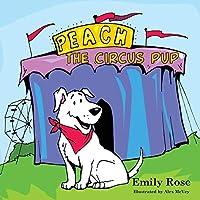 Peach the Circus Pup