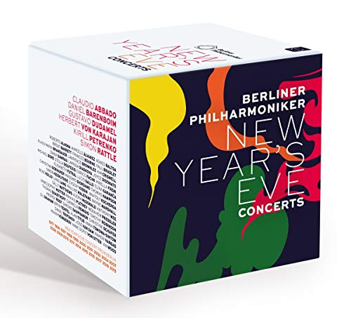 Die Silvesterkonzerte der Berliner Philharmoniker (1977 - 2019) [Blu-ray]