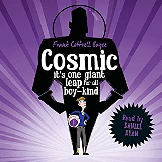 Cosmic cover art