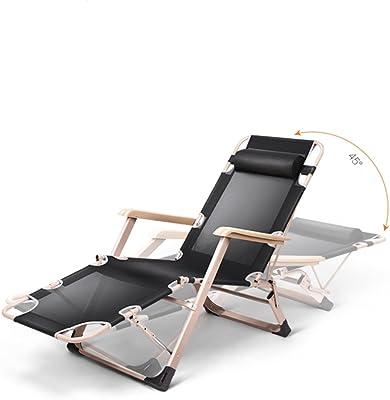 Amazon.com: LXJYMXCreative Silla de salón plegable sillas ...