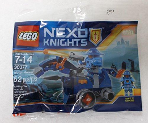 LEGO 30377 Nexo Knights Motor Horse 52 piece Polybag Mini set