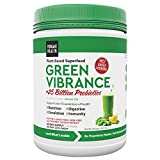 Vibrant Health, Green Vibrance, Plant-Based Superfood Powder, Vegan Friendly, 60 Servings (FFP)