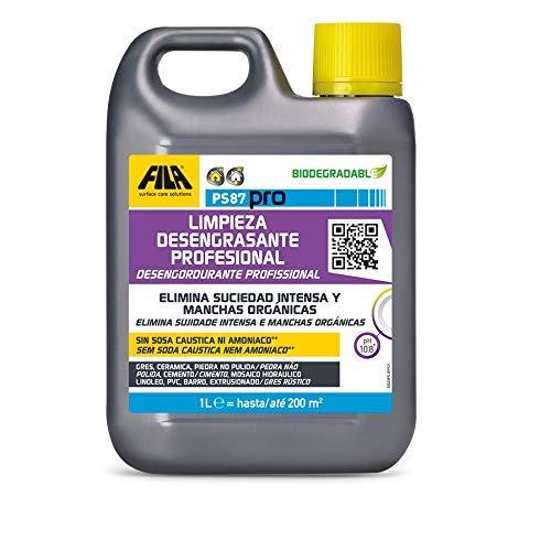 Fila - PS/87 (033198) - Limpiador desengrasante disolvente de cera, 1 litro
