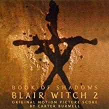 Blair Witch 2 : Book of Shadows Score (Burwell) by Original Soundtrack