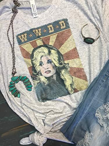 WWDD Dumb Blonde Dolly Parton