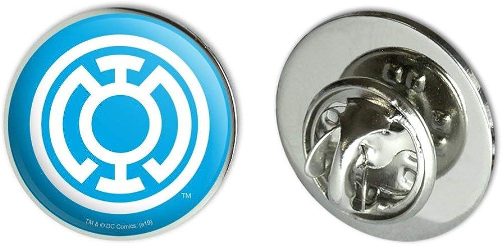 GRAPHICS & MORE Green Lantern Blackest Night Blue Lantern Logo Metal 0.75