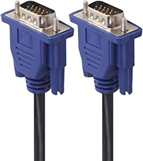 Vga to Vga Cable Projector Vga Cable Compatible for YABER,OHDERII,CiBest,QKK, GRC,WiMiUS,TMY,Wsky,Crenova,JIFAR,PVO,FANGOR...