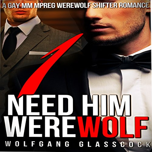 Need Him Werewolf 1 audiobook cover art