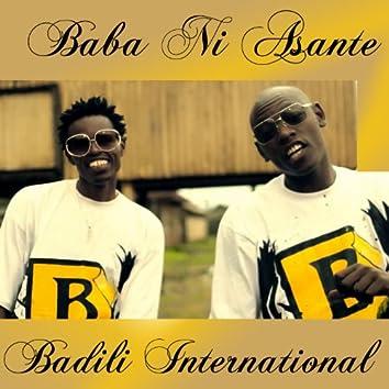 Baba Ni Asante - Single