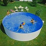 Planet Pool Stahlwandpool Rundbecken 360 x 84 cm