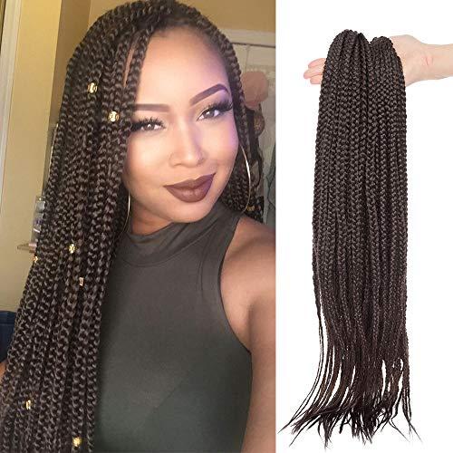 Crochet Extensions de Cheveux Sénégalais 24\