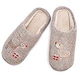 Zoom IMG-1 baimojia pantofole donna uomo caldo