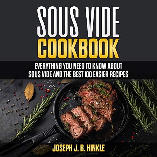 Sous Vide Cookbook cover art