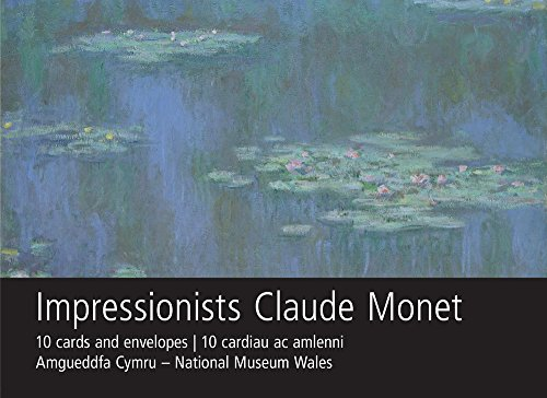 Impressionists Claude Monet Card Pack (Impressionists Card Packs)