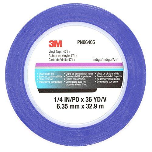 3M™ Vinyl Tape 471+ PN06405 Schneide und Konturenklebeband Car Wrapping Folieren T028