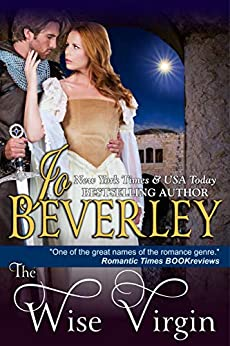 The Wise Virgin: Medieval Christmas Romance by [Jo Beverley]