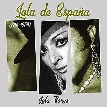 Lola de España (1951 - 1958)