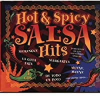 Hot & Spicy Salsa