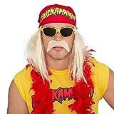 Hulk Hogan Hulkamania Completo Disfraz Set