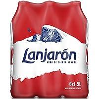 Lanjarón Agua Mineral Natural - Pack de 6 x 1,5L