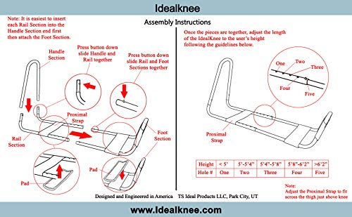 """Product Image 7: IdealKnee: The Most Effective and Easy to Use Treatment for Knee Extension 