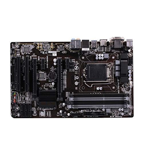 XCJ Placa Base Gaming ATX Placa Base Juegos Fit For Gigabyte GA-Z97-HD3 LGA 1150 DDR3 Z97-HD3 Tableros Fit For I3 I5 I7 CPU 32GB Z97 Tablero Placa Base De Escritorio Placa Madre