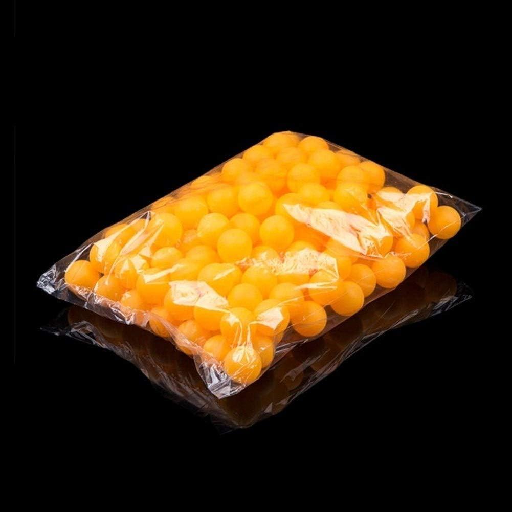 no logo HABADOG 150 Parts Set Pong Max 89% OFF Orange Balls Brand new White 40mm Ping
