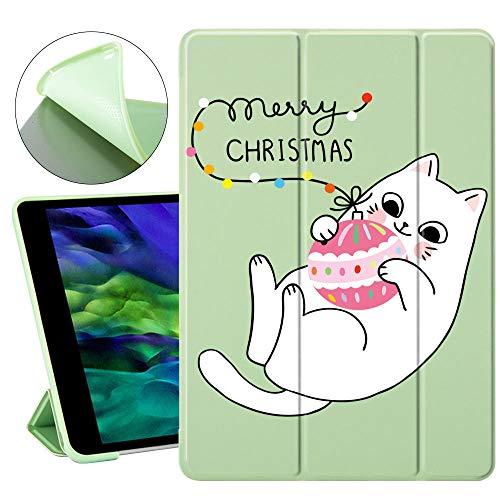 YYLKKB For iPad mini 5 4 3 2 1 iPad Air 4 3 2 1 iPad Pro 11-inch iPad 2019 10.2-inch iPad (5th/6th generation) Soft silicone back cover protective cover-1_11-inchch iPad Pro (2018/2020