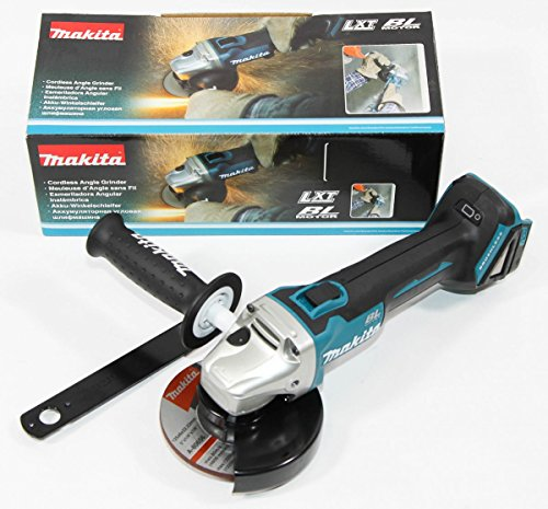 Makita DGA 504 Z 18 V Li-Ion Akku 125 mm...