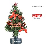 PEARL Mini Weihnachtsbaum: USB-Weihnachtsbaum mit...