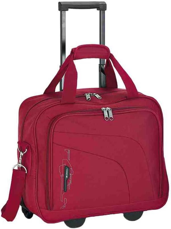 Portadocumentos de Tiempo Libre y Sportwear Marca Gabol PILOTO para Unisex Adulto, Color Rojo, 22 l