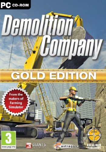[UK-Import]Demolition Company Gold Edition Game PC