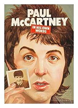 Paul McCartney in His Own Words 0825639107 Book Cover