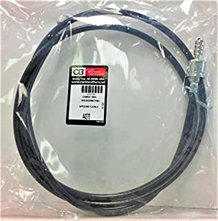 PATC speedometer cable 82