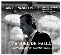 Falla: Noches en los Jardines de Espana, El sombrero de tres picos by Luis Fernando P茅rez