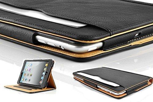 S-Tech New Apple iPad Mini 1 2 3 Smart Cover Soft Leather Wallet Sleep/Wake Flip Folio Case