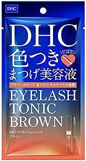 DHC アイラッシュトニック ブラウン 6g 色つきまつげ美容液