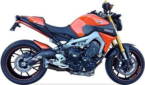IXIL Hyperlow black XL für Yamaha MT-09, 14-, (Euro3+4)
