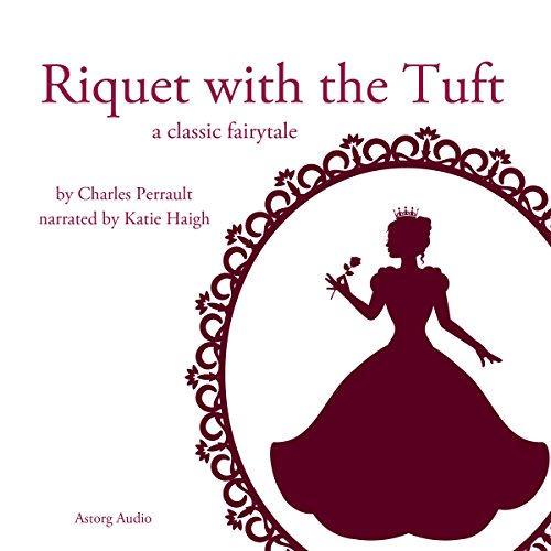 Riquet with the Tuft cover art