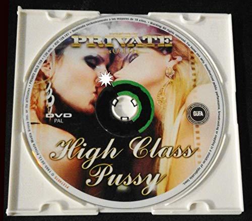 Sex Film dvd Erotisch Private Gold - High Class Pussy NICHT ABDECKEN - NUR SCHEIBE (IN EINER SLIM BOX SERVIERT) Wanted Movie!
